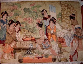Мистичната история на коприната