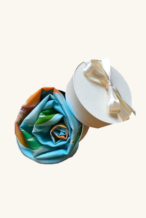 Луксозна кръгла опаковка2