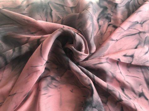 Ефирен Копринен шал Топъл полъх